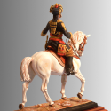 17º Regimiento de Caballería de Bengala 1887.