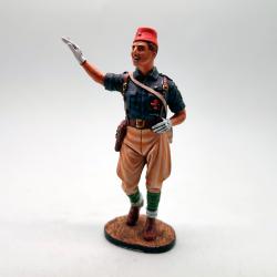 REN021 Landsknecht Noble Artillery Commander