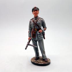 REN023 Landsknecht Artillery Gunner with Rammer