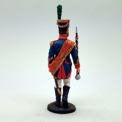REN028 German Landsknecht Arquebusier Ready