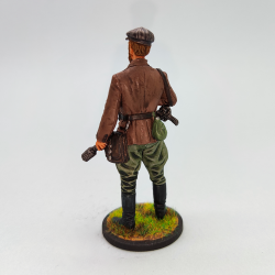 ROM061A Auxiliary Spearman (Red)