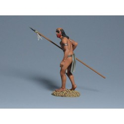 AZ07 Aztec Cayote Warrior Priest