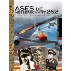 Nº22 Ases de Messerschmitt 262