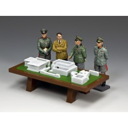 WH093 Hitler, His Generals...