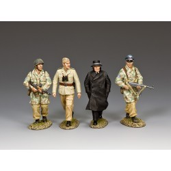 LW066 Mussolini's Rescue Set