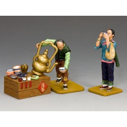 HK163M Herbal Tea Set