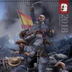 Calendario Desperta Ferro 2018
