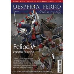 Nº39 Felipe V contra Europa