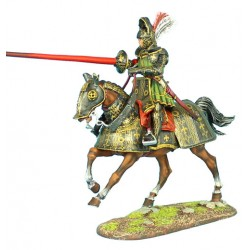 REN034 French Mounted...
