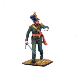 NAP176 Offizier 1. Nassauer...