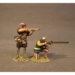 CQ04 Arquebus and Crossbowmen