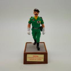Teniente Coronel Paracaidistas