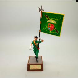 Sargento guión II Bandera...