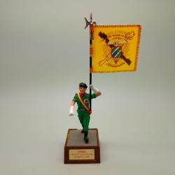 Sargento guio II Bandera -...