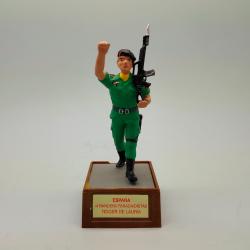 Soldado paracaidista