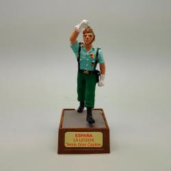 Oficial de la Legión