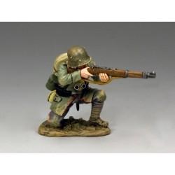 FW213 Kneeling Firing Rifleman
