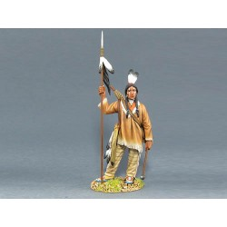 IDA6006 Sioux Warrior with...