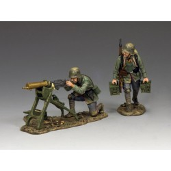 FW212 Maxim Machine Gun Set