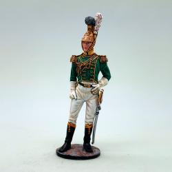 TN26 Oficial caballería...