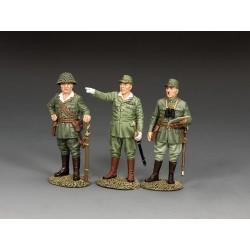 JN060 Japanese Command Group