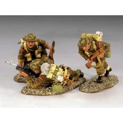 DD111 British 3rd. Infantry...