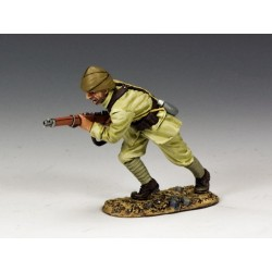 AL050 Charging Turk w Rifle