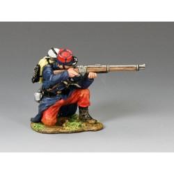 FW075 Kneeling Firing Rifleman