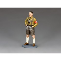 LAH208 Adolf in Lederhosen