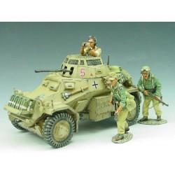 AK024 SDKFZ 222 Armoured...