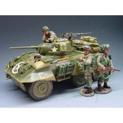 DD038 M8 Greyhound Armoured...