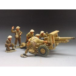 EA004 25lb. Gun & Crew