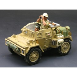 EA010 Dingo Scout Car Set