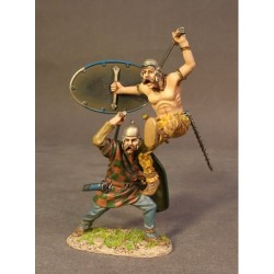AER12A Gaul Warriors Fighting