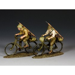 JN044 Japanese Riding Their...