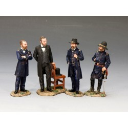 CW052 Lincoln and His Generals