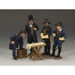 CW102 Abraham Lincoln & His...