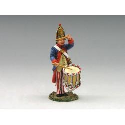 BR068 Standing Drummer Boy