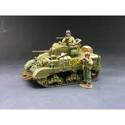 DD067 M5 Stuart Tank Set