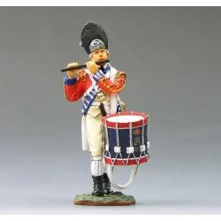 BR038 Marching Drummer Fifer