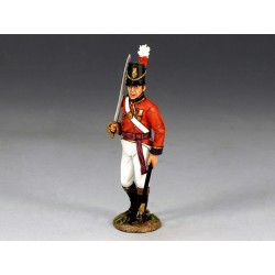 NA186 Marching Officer w Sword