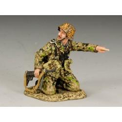 WS164 Kneeling HJ Officer