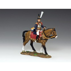NA240 Mounted Cuirassier...