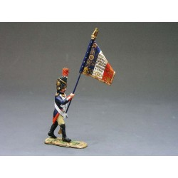 NA058 Guard Officer with Flag