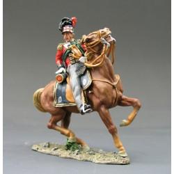NA047 Mounted Black Watch...