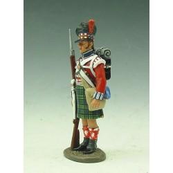 NA036 BW Highlander with Rifle