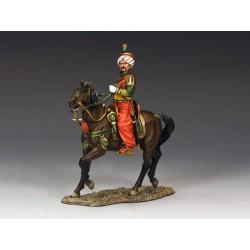 NE024 Mounted Mameluk