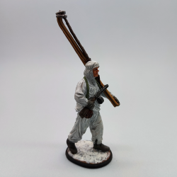 WWII-53 Esquiador con Subfusil