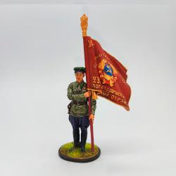 WWII-54 Sargento Mayor NKVD