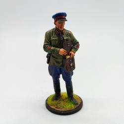 WWII-32 Politruk infantería